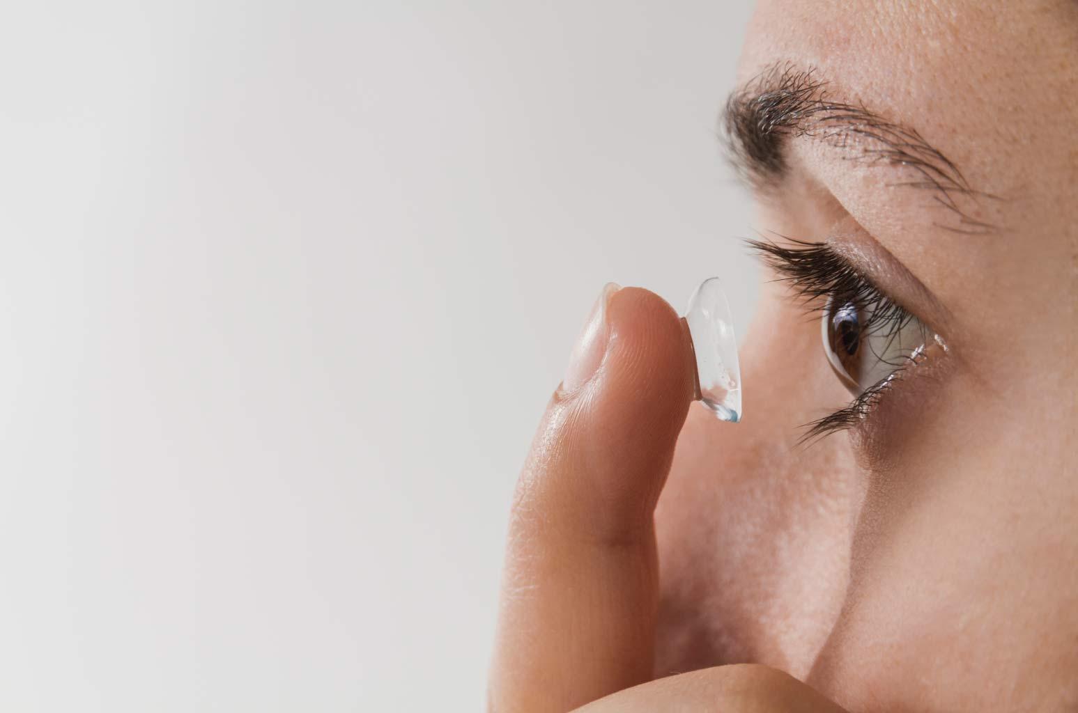 Les 10 Mythes sur les lentilles de contact