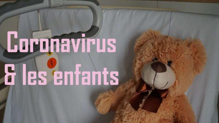 Coronavirus : quelles sont les mesures pour les enfants ?